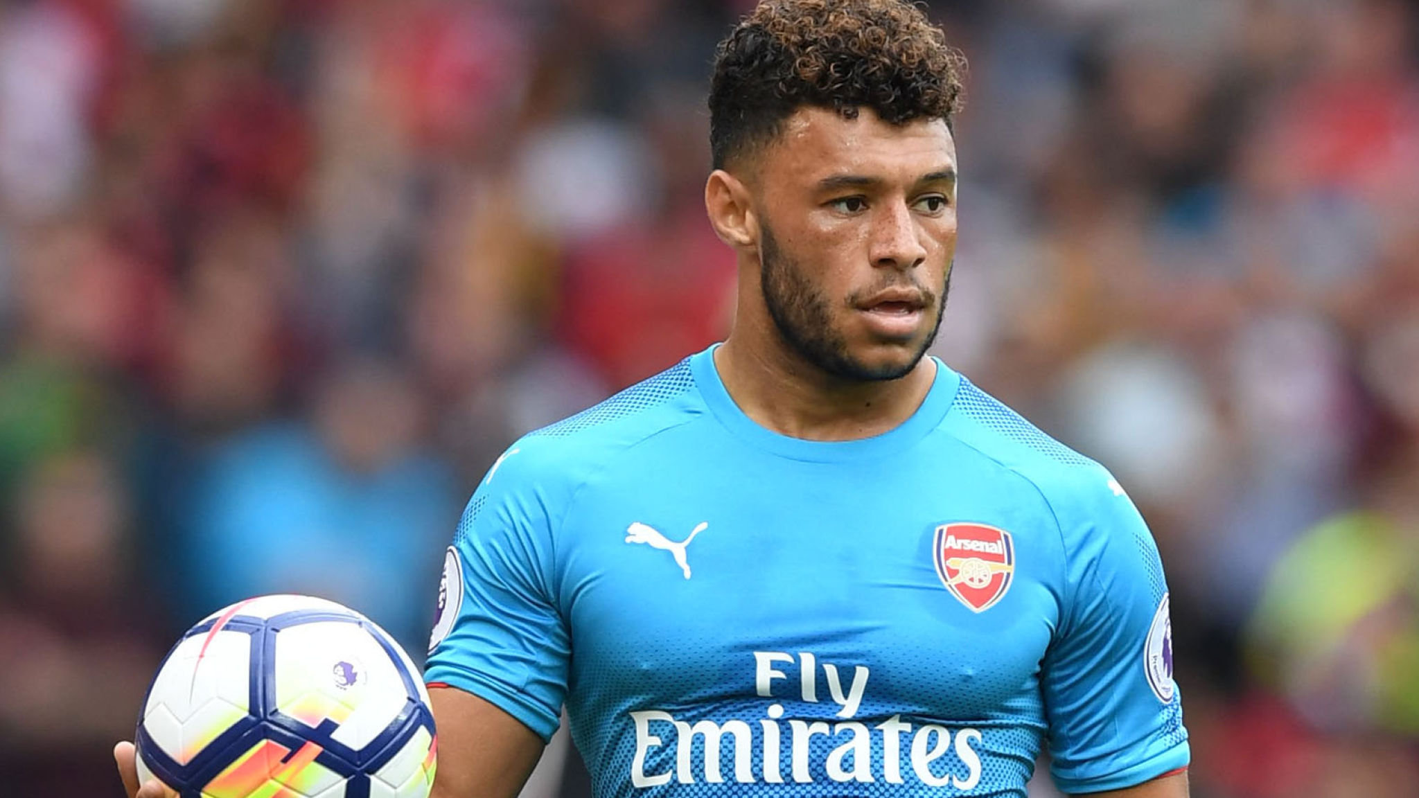 Paul Merson slams Alex Oxlade Chamberlain You look at Liverpool