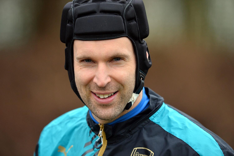 Petr Cech can still do it