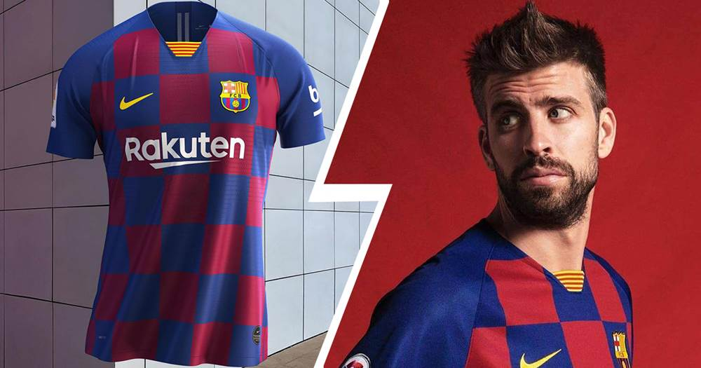 outlet store 45b4a 9cb80 It is 100 per cent Barca': Gerard Pique hails controversial ...