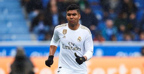 Rodrygo and Zidane hope Casemiro will be available for El Clasico
