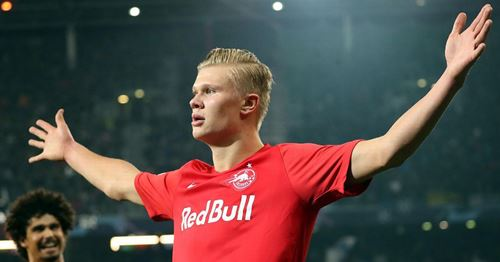 'You know my answer': Erling Braut Haaland responds to Real Madrid transfer speculation