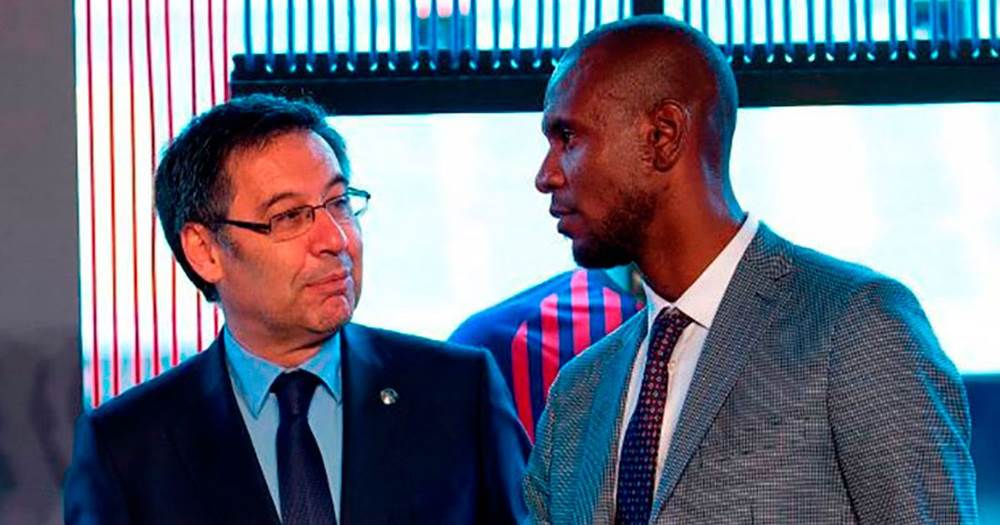 Abidal fully backed by Bartomeu after meeting over winter transfer ...