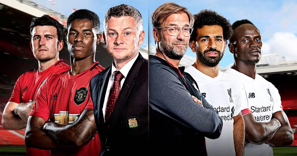 Man United vs Liverpool preview: Team news, probable line-ups, score  predictions & more - Tribuna.com