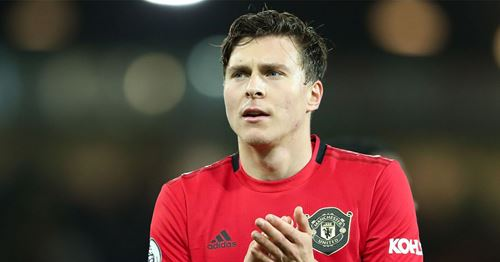 Victor Lindelof gives honest verdict on individual improvement this year