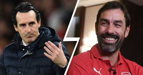 Pires has sympathy for Emery: 'It's difficult to be a manager in the Premier League'