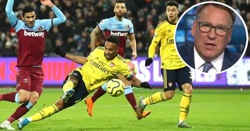 Paul Merson: 'Don't let the late turnaround fool you, Arsenal are heading nowhere'