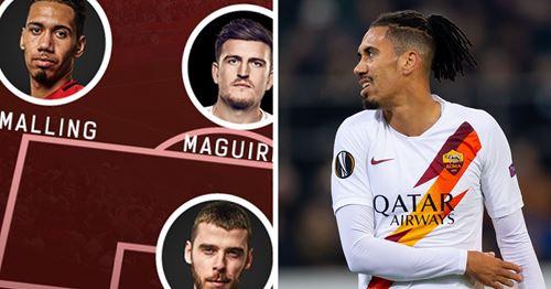 Smalling must return to be used 2 ways: Man United fan explains – we visualise