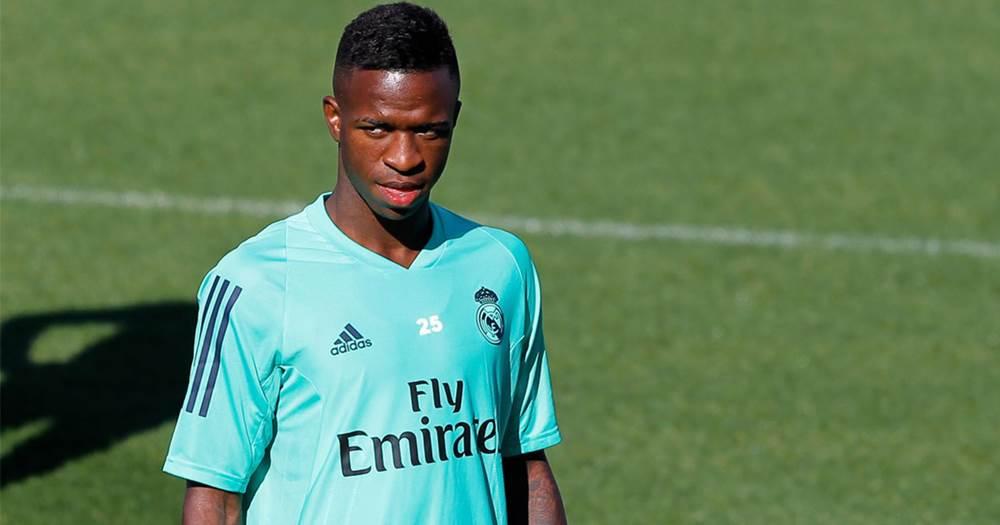 ПСЖ все еще хочет подписать Винисиуса несмотря на отказ «Мадрида» летом