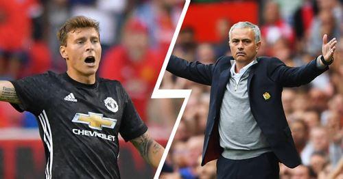 Lindelof on Mourinho: 'I miss him in football'