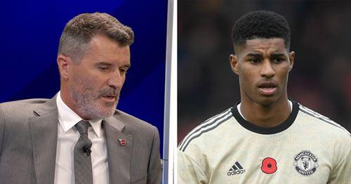 Roy Keane names key reason to Marcus Rashford's improvement