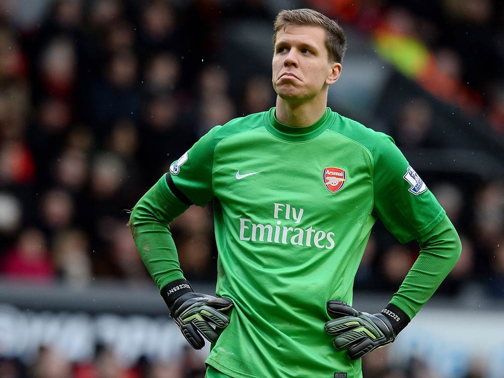 """a3ad1b1f312 Former Arsenal goalkeeper Wojciech Szczesny explains why he left Arsenal  for Juventus: """"I came here because I need to win everything."""