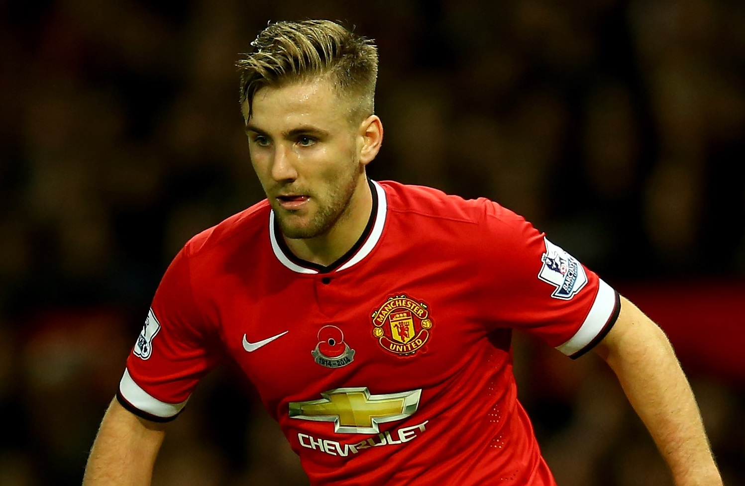 Luke Shaw has seven months to save his Old Trafford career