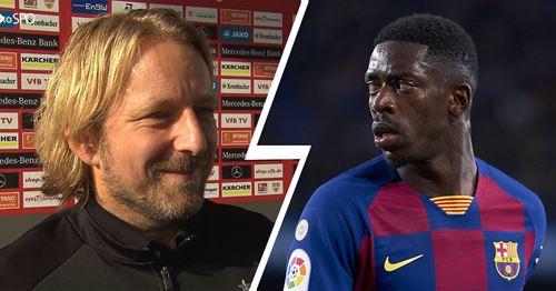 'Dembele is bandit': former Dortmund scout still backs Ousmane to succeed with Barca