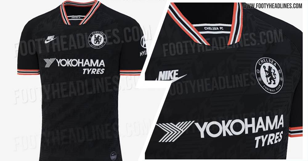 innovative design a10b9 162a8 Pics of Chelsea 2019/20 third kit leaked - Tribuna.com