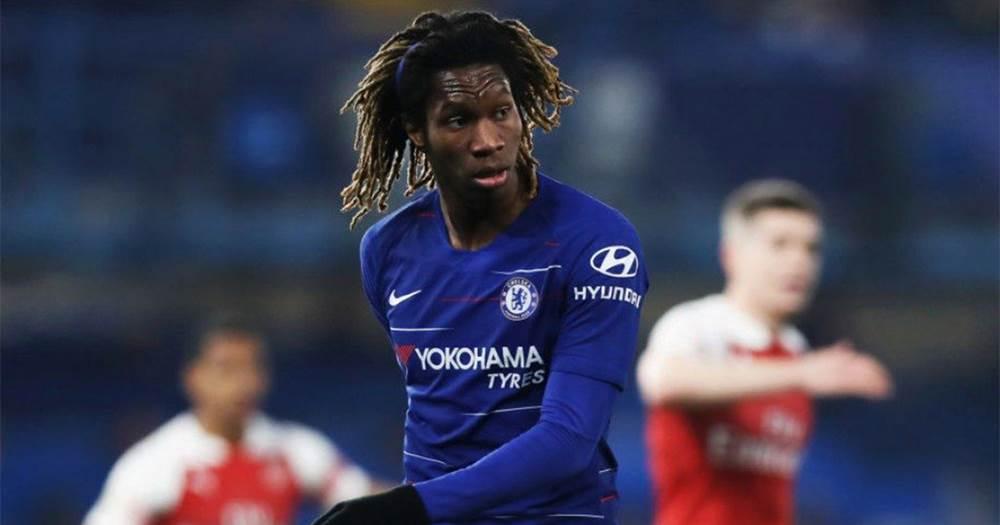 New Chelsea Signing - Tariq Uwakwe