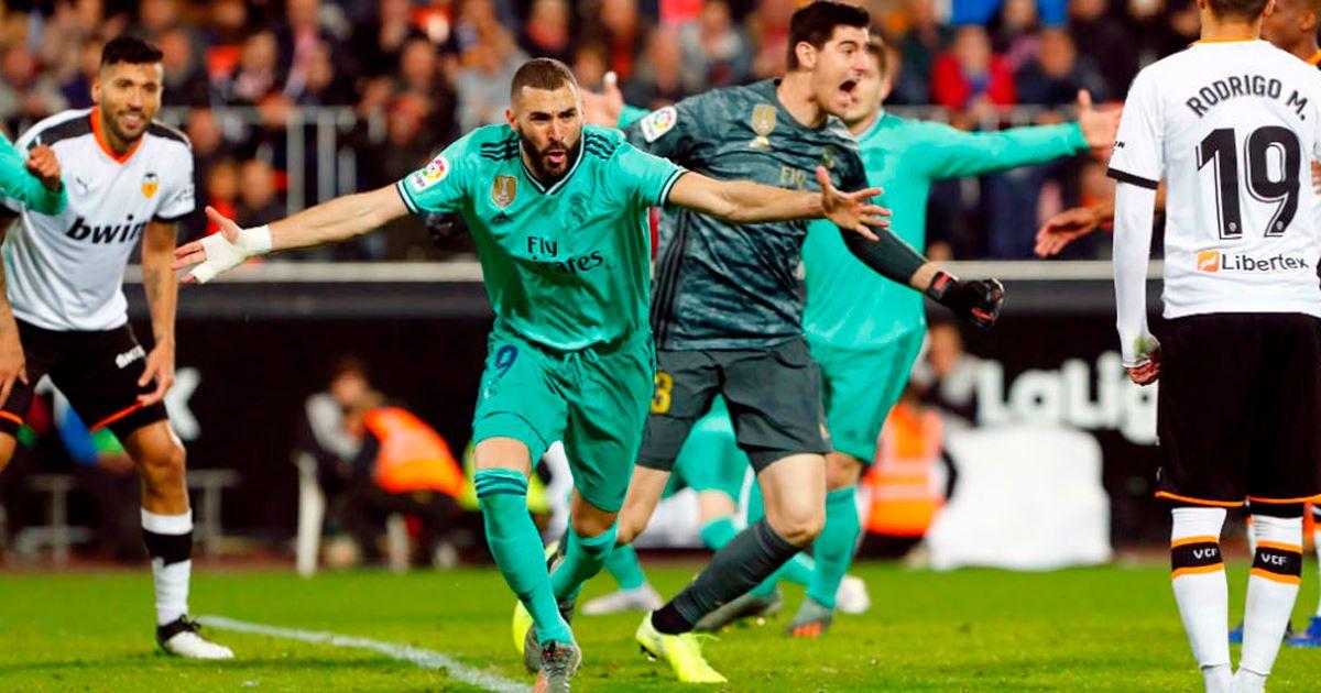 Real Madrid Heute Spiel