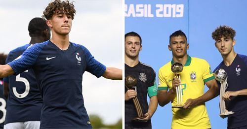 Meilleur passeur, 2e meilleur joueur du Mondial U17, Adil Aouchiche impressionne et intéresse les top clubs européens