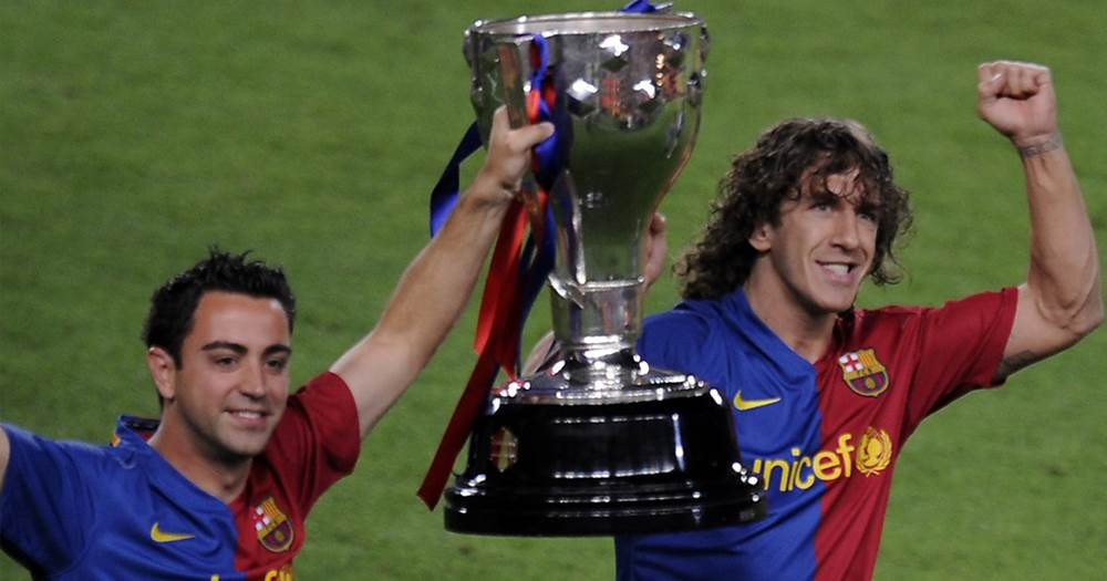 Puyol backs Xavi for coaching role at Barca, hints at Camp Nou ...