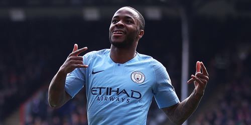 Man City reportedly plan to tie Sterling down on a new deal amidst Madrid links