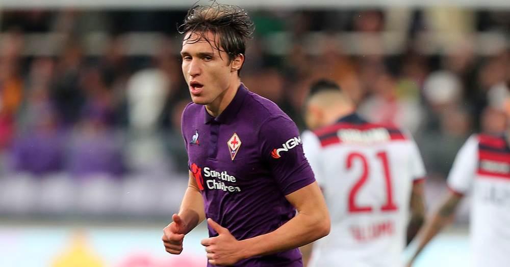 TMW: Liverpool in pursuit for Fiorentina winger Chiesa