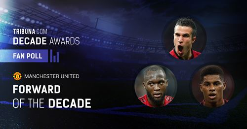 🏆 Fan Voice: Who is United's best forward of the 2010s?