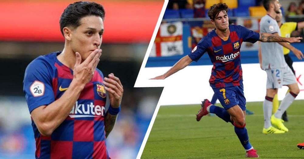 """Atletiko Levante""-""Barsa B"" 1:2 | FOTOLAVHA"