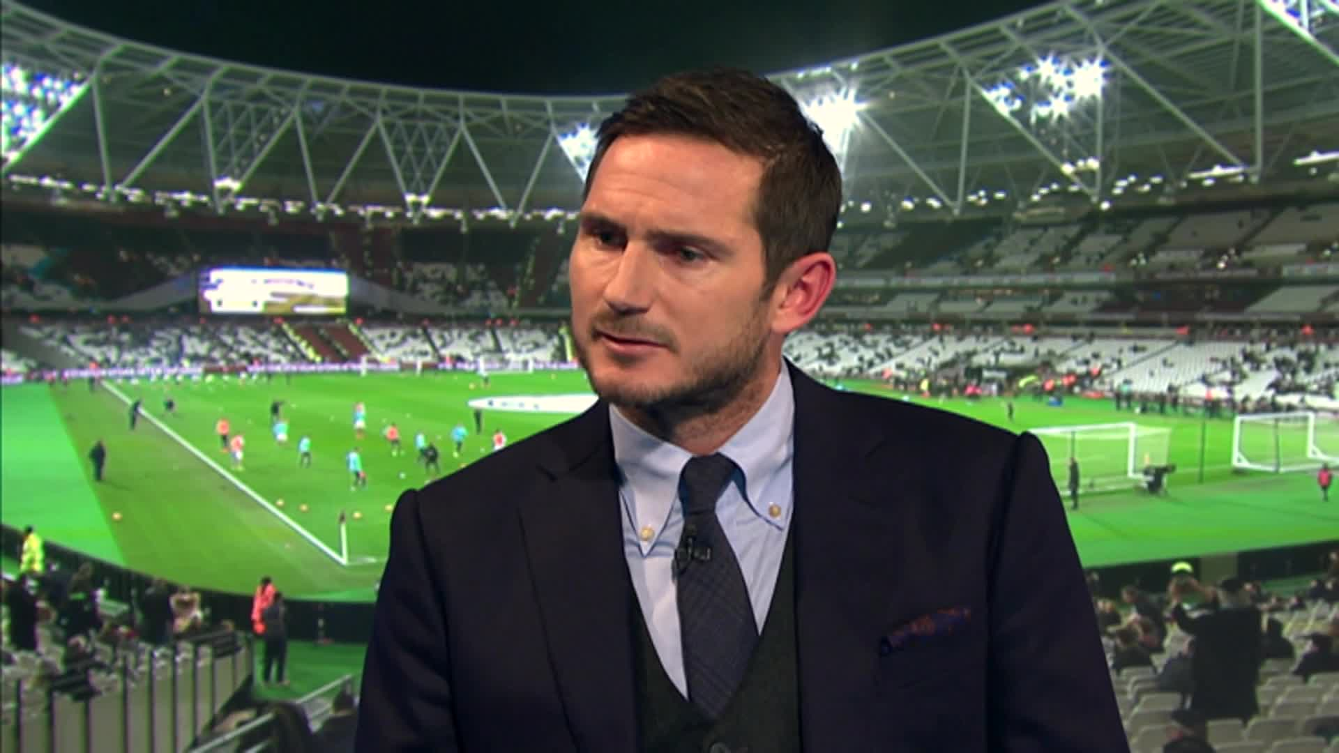Frank Lampard considers Chelsea has to be very solid defensively