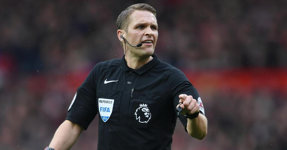 Referee for Liverpool Premier League clash appointed - Tribuna.com