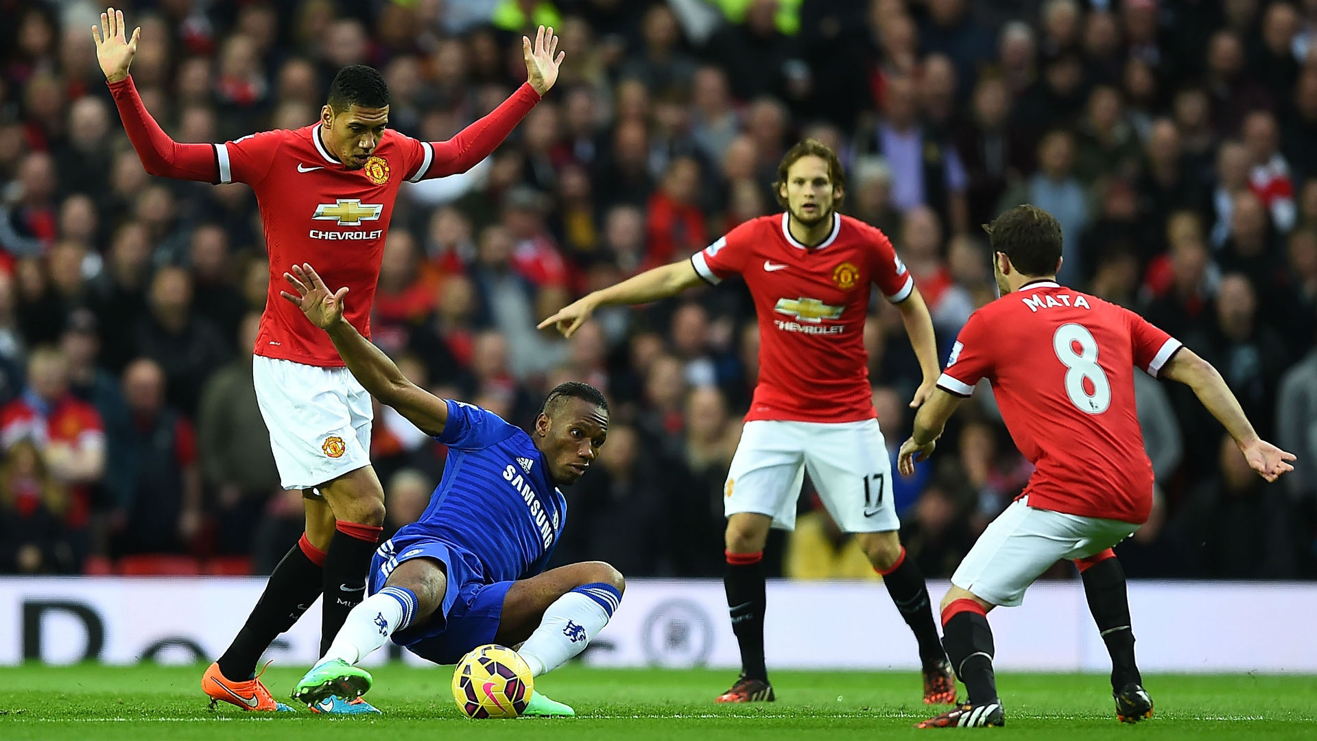 chelsea vs man united - photo #7