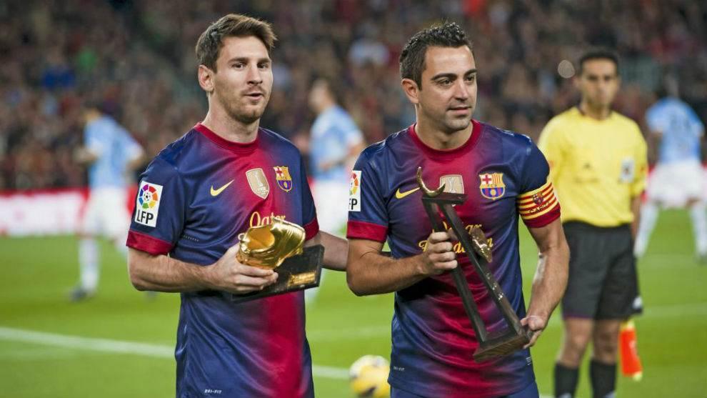 Lionel Messi: Son successeur désigné par Xavi Hernandez