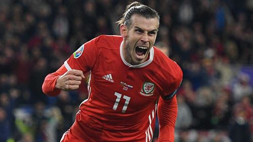 Gareth Bale helps Wales to qualify for Euro 2020