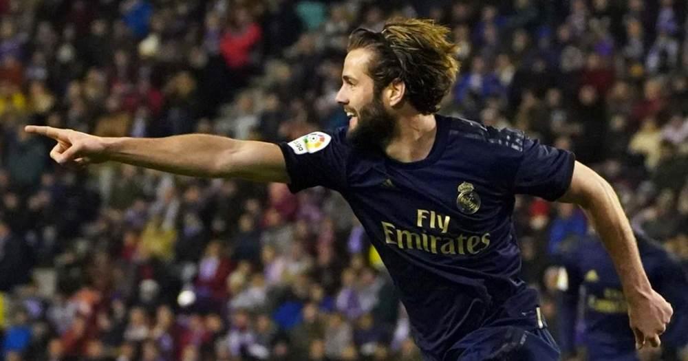 Nach dem Sieg vs. Valladolid denkt Nacho bereits über die nächsten Spiele - logo