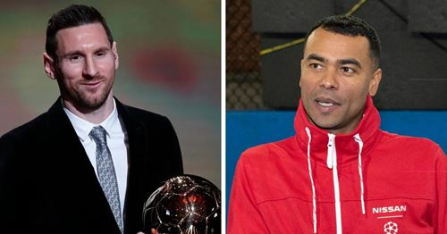 Ashley Cole: 'What Messi does week in, week out is not normal'