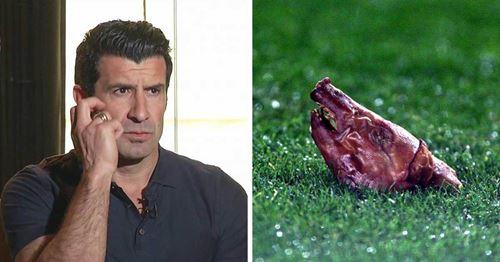 """Figo gegen neuen El Clasico-Termin: """"Ich habe in Barcelona gespielt und meine Sicherheit war nicht garantiert"""""""