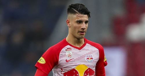 Arsenal are rumoured to be in for Dominik Szoboszlai to replace Granit Xhaka