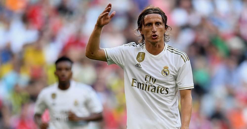 La Gazzetta dello Sport: Modric would leave Real Madrid for Milan only