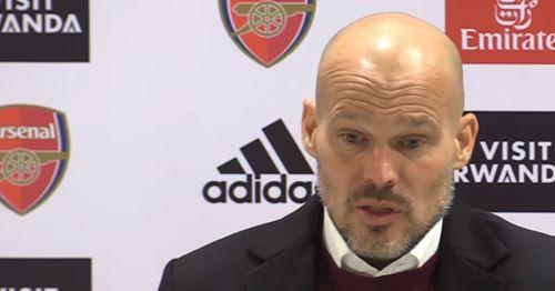 Ljungberg: Arsenal need a win to restore confidence