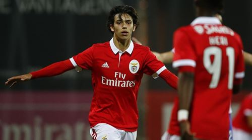 Benfica starlet reveals his dreams amidst intense interest from a number of European clubs
