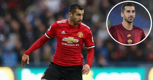 Mkhitaryan has no Man United regrets: 'It's still a once in a lifetime chance'