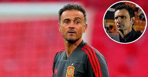 Spain sporting director explains RFEF's decision to reinstate Luis Enrique