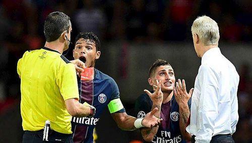 Mis à jour sur l'état des cartons des joueurs du PSG et les risques de suspension
