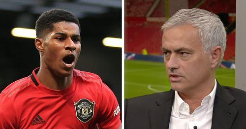 No 9 or left winger? Rashford position debate absolute no-brainer for Mourinho