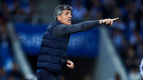 Real Socieded can earn a positive result at Camp Nou, believes Imanol Alguacil