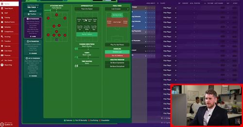 Setting up United on Football Manager 2020: video
