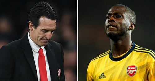 Nicolas Pepe opens up on Unai Emery's departure and hails Freddie Ljungberg's for better understanding of players