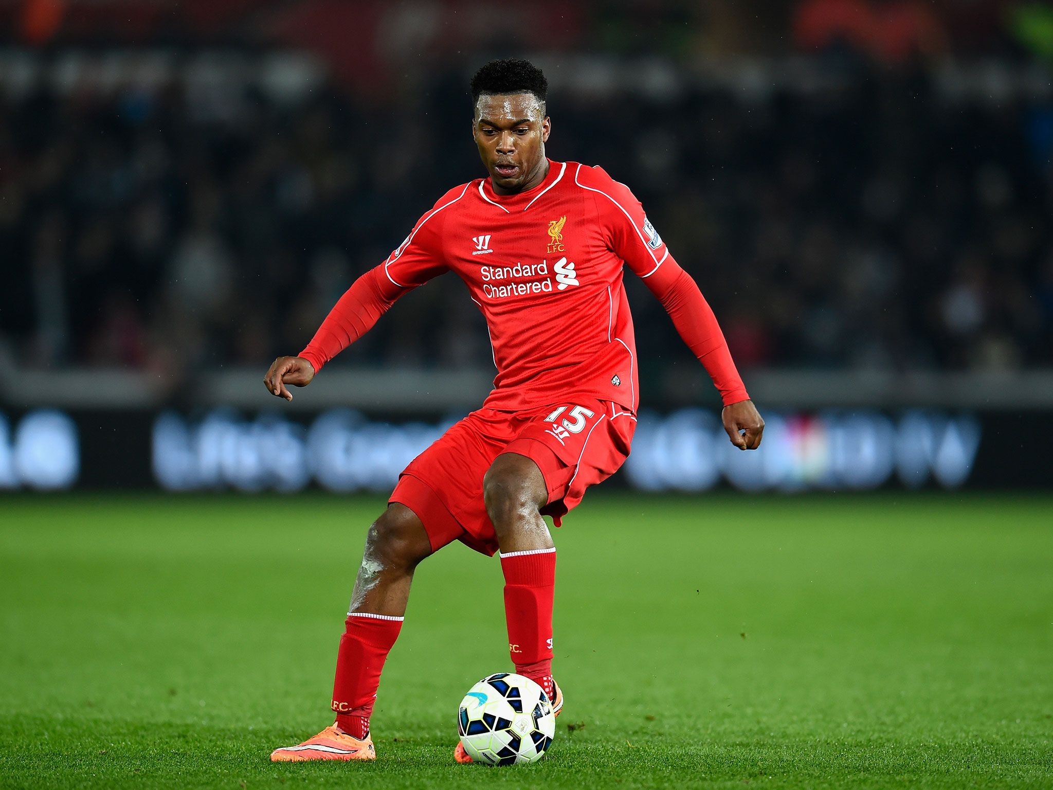 Former Red Jason McAteer reckons Daniel Sturridge can attain Harry
