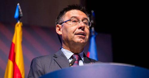 Bartomeu: 'I won't run for club presidency again'