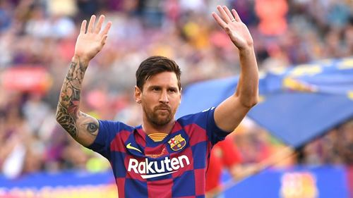 Messi: 'I don't want to leave Barca but it's important to have a winning team'