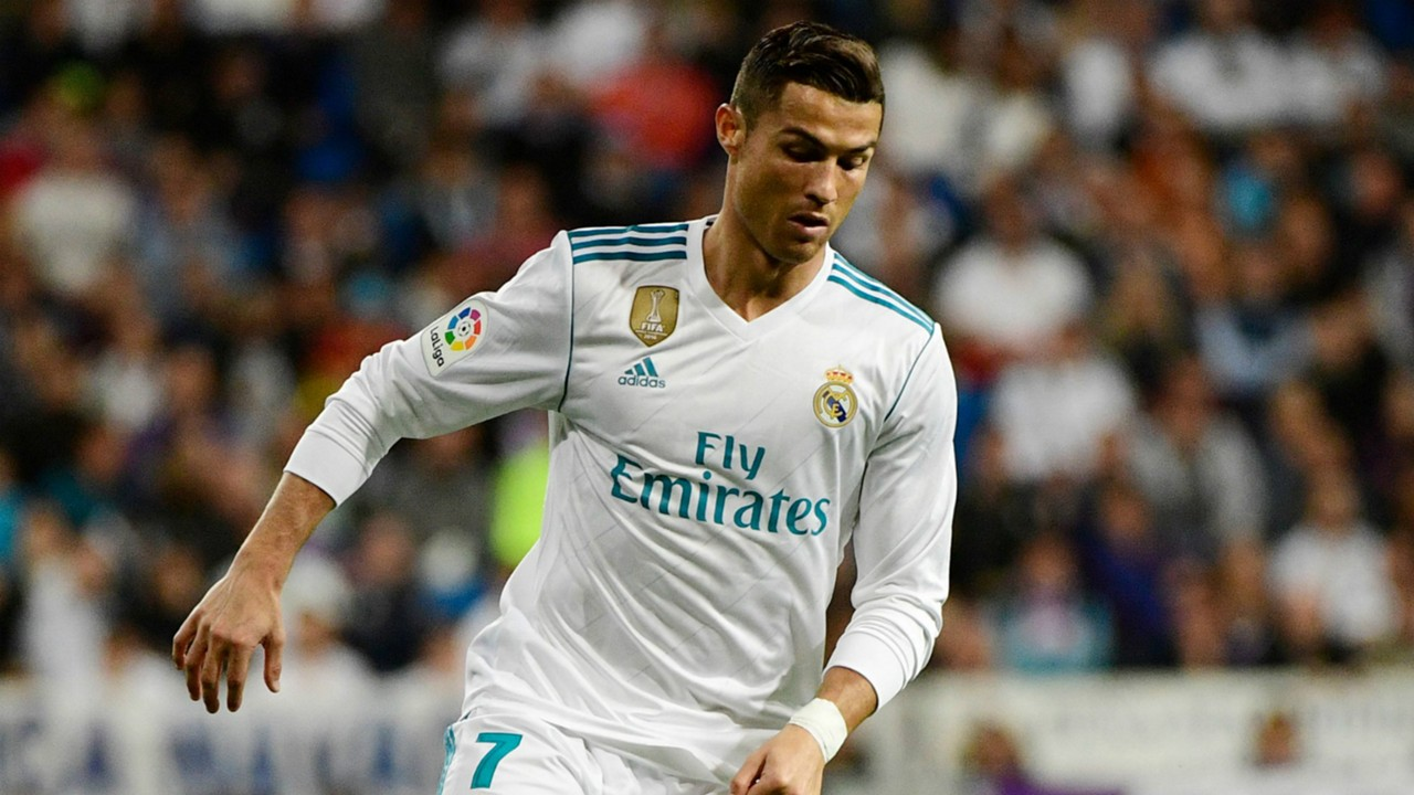 Cristiano Ronaldo will face Girona for the first time in his career