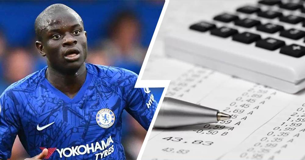 N'Golo Kante revealed that he was a trained accountant